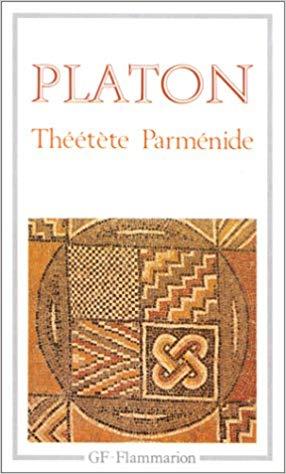 Théetète Parménide