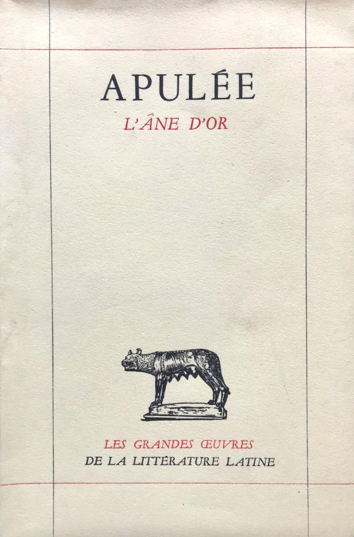 Les Métamorphoses ou l'âne d'or