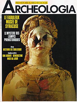Archéologia : Le Culte de Mithra au couvent des Carmes