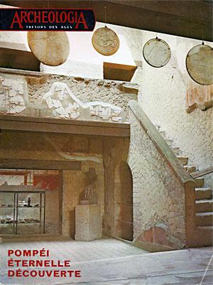 Archéologia : Le Mithraeum des Bolards à Nuits-Saint Georges