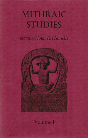 Mithraic Studies. Proceedings of the First International Congress of Mithraic Studies