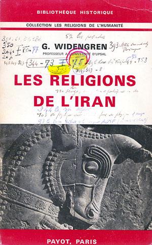 Les Religions de l'Iran
